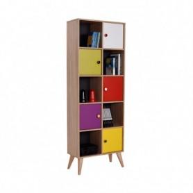 Cube cabinet RAINBOW