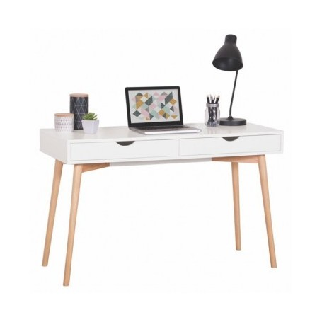 Office table NORD white