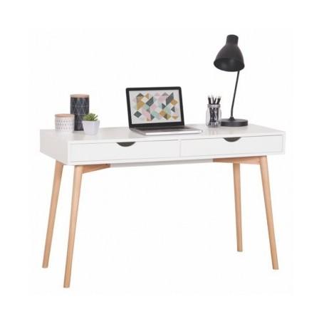 Pisalna miza NORD bela