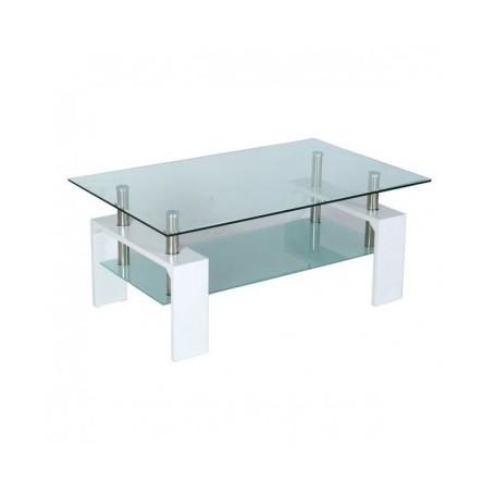 Coffee table LOJZA white