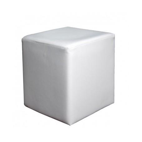 Pouf TIKI white
