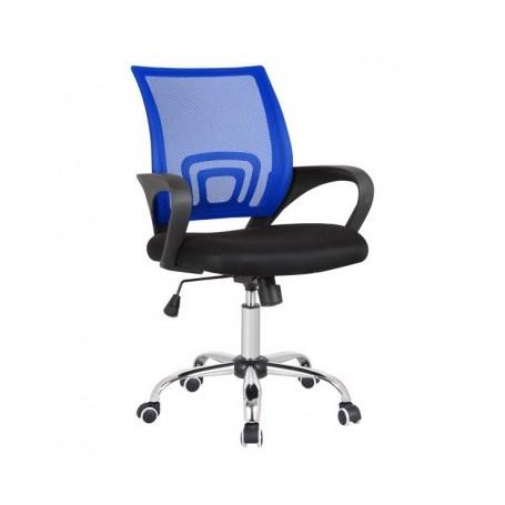 Office chair RENE blue