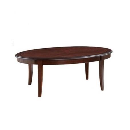 Klubska miza KITANA ovalna