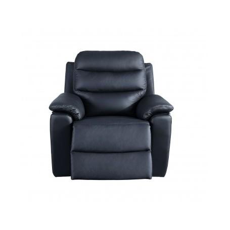 Fotelj TINE črn