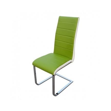 Stol TOPTOP PU zelen