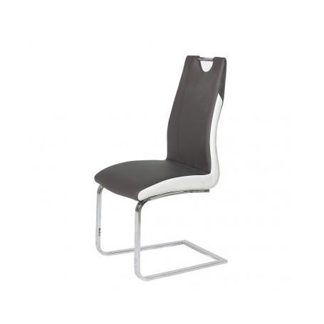 Chair TONE PU gray