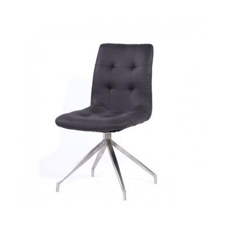 Stol TORO temno siv