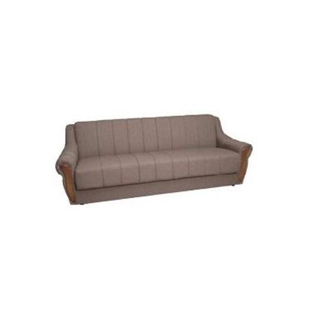 Kavč GRANDE siv