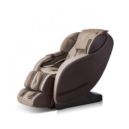 Masažni profesionalni fotelj VANJA siv + rjav