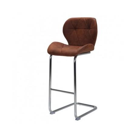 Barski stol NERI konjak