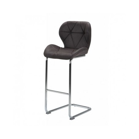 Bar chair NERI dark grey