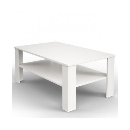Klubska miza LARS 1 bela