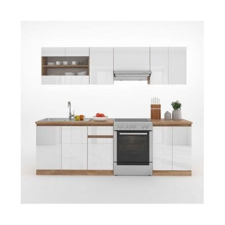 Kuhinjski blok LAURA 240 cm
