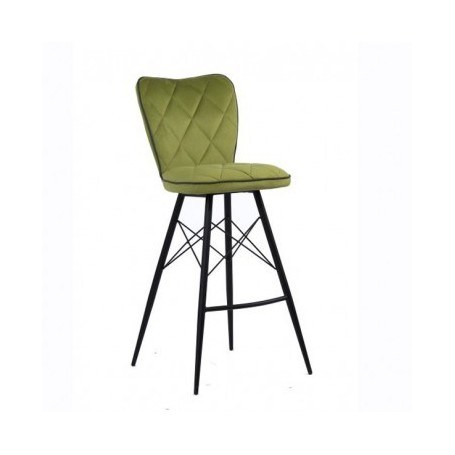 Bar chair PRESTIGE green