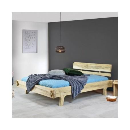 Organska postelja ROYAL 160x200 smreka