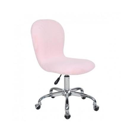 Office chair KJUT pink