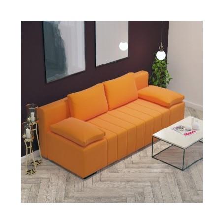 Kavč APPOLO oranžen