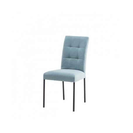 Stol DIFERNO svetlo modra