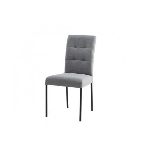 Stol DIFERNO svetlo siva