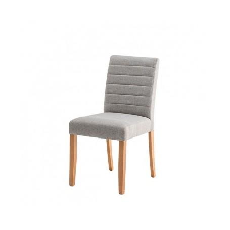 Chair ZOOJA natur + taupe