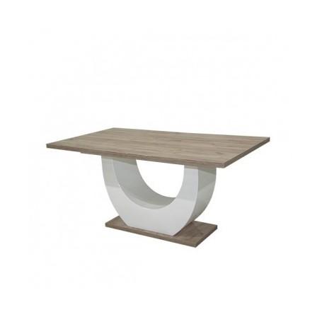 Raztegljiva miza MANIL 1 svetla