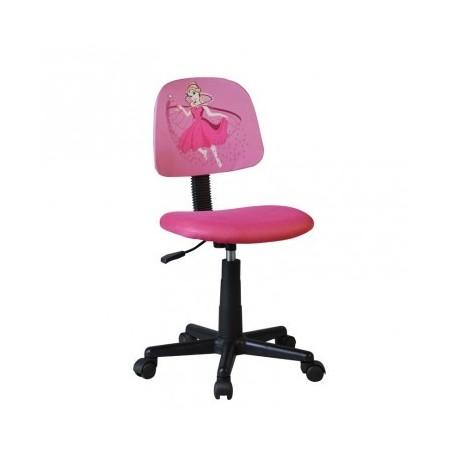 Pisarniški stol UMA roza