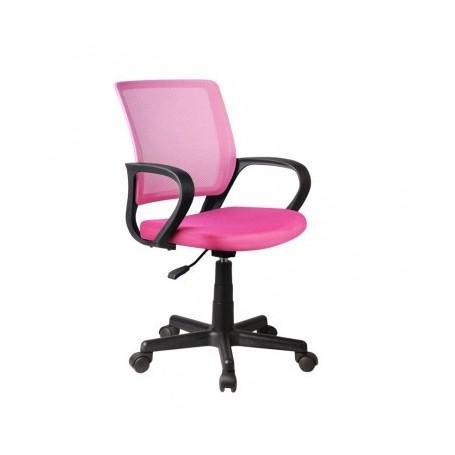 Pisarniški stol ALLE roza