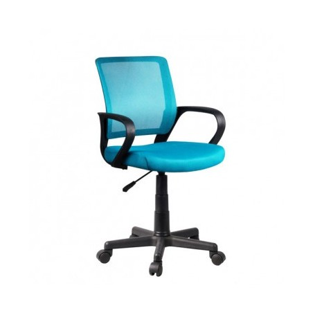 Office chair ALLE turquoise