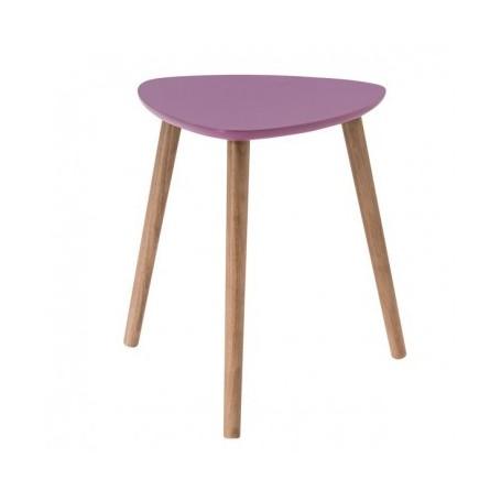 Coffee table VITI S - purple