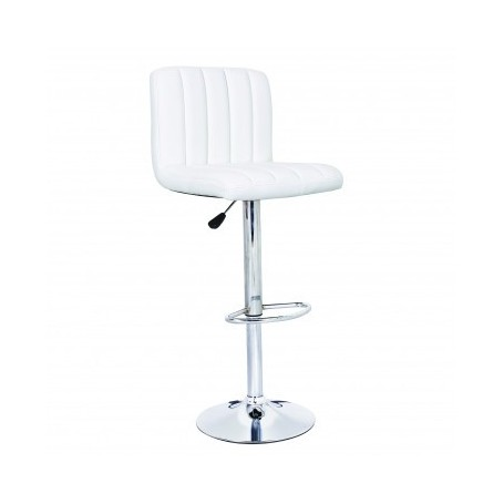 Bar chair NOBBLES II white