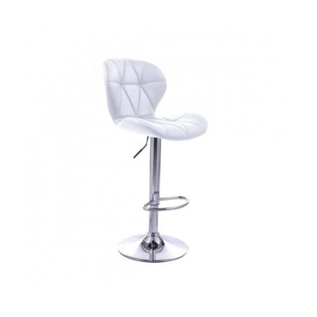Barski stol INDI II bela