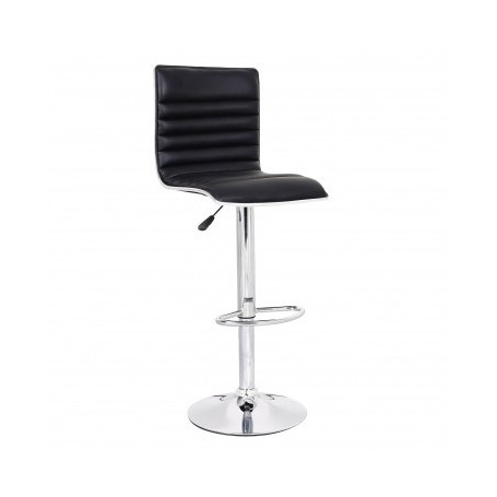Bar chair LINIJA II black