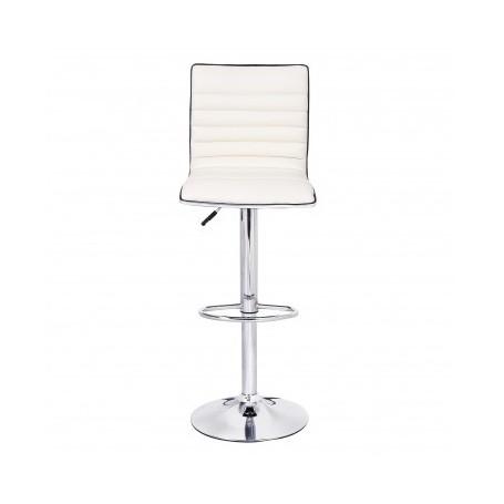 Barski stol LINIJA II bel