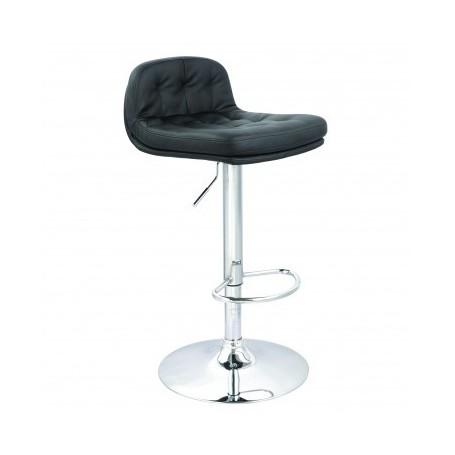 Barski stol LOLI II črn
