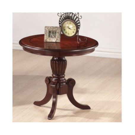 Coffee table RUSTIKA round