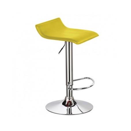 Barski stol CEREZ II rumen