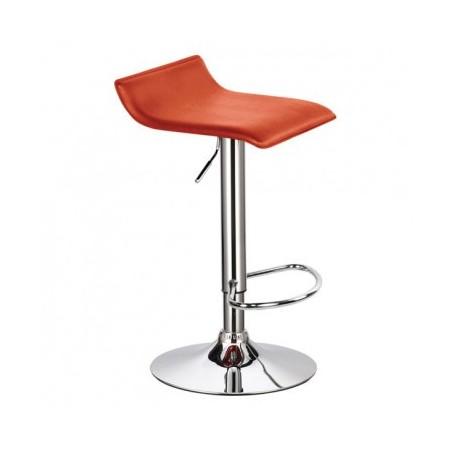 Barski stol CEREZ II oranžen
