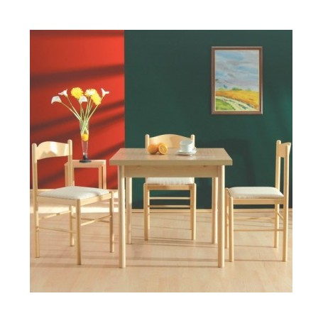 Table ANISA natur 80/140 cm