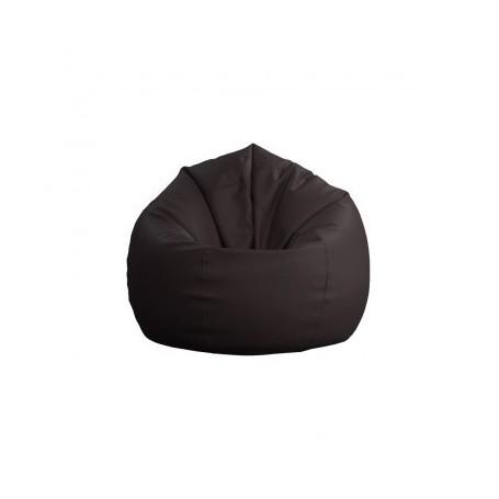 Sedalna vreča SMALL temno rjava