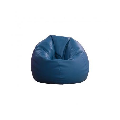 Sitting bean SMALL blue
