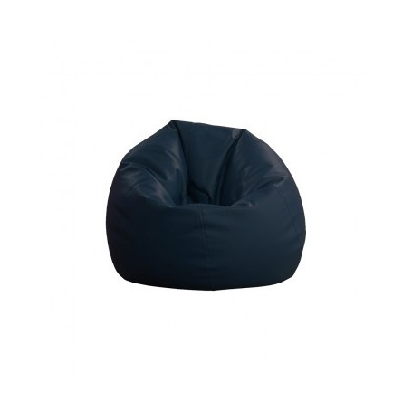 Sitting bean SMALL dark blue