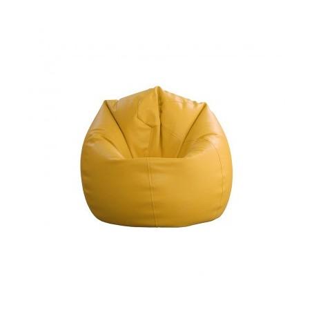 Sitting bean BIG yellow