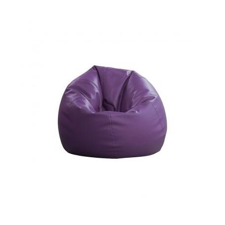 Sitting bean BIG purple