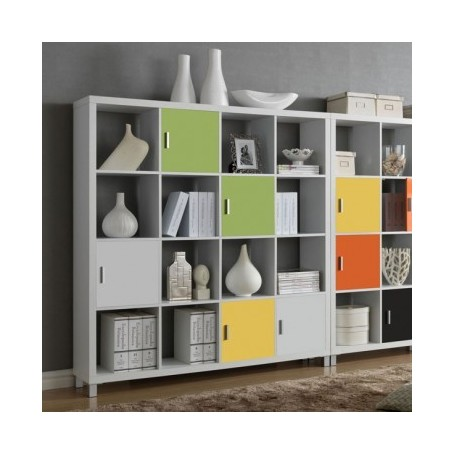 Cube cabinet CUBY 16 big