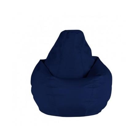 Sedalna vreča BINGO temno modra