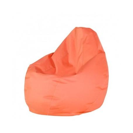 Sitting bean BINGO orange