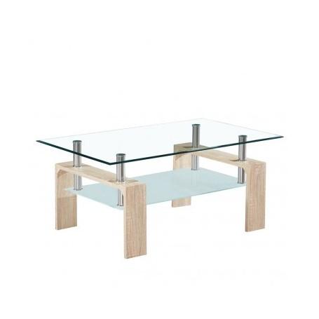 Coffee table TROX sonoma
