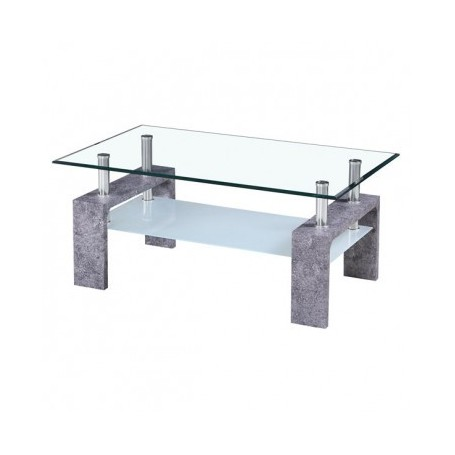 Coffee table TROX cement