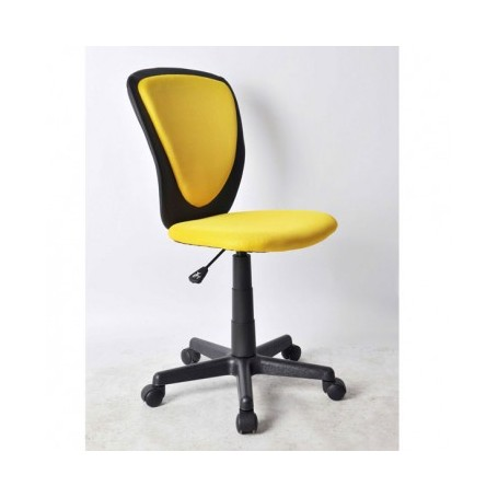 Pisarniški stol BENNO rumena