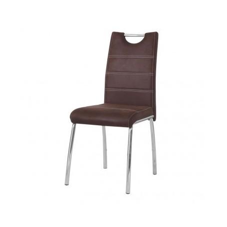 Stol MOA IV rjava